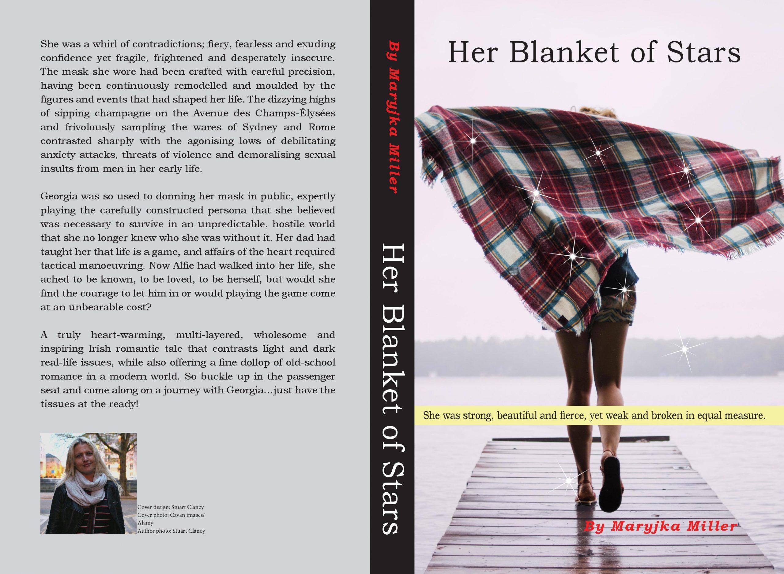 her blanket of stars