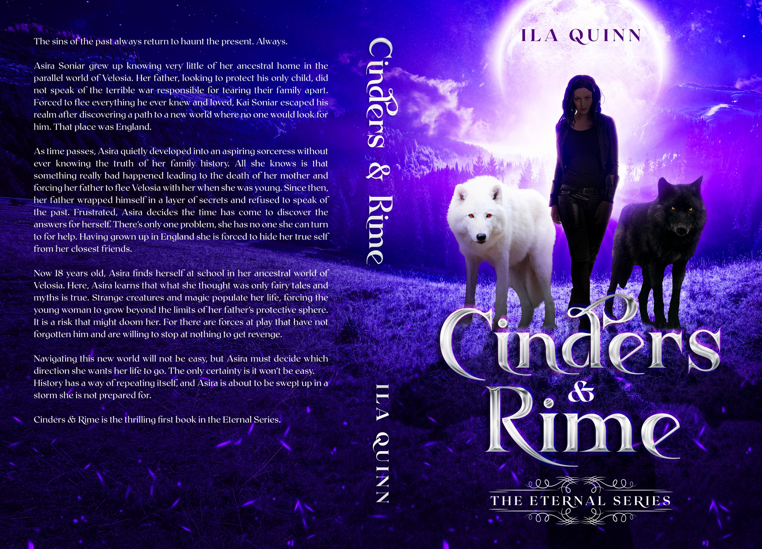 Of Cinders and Rime